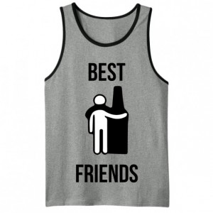 Best Beer Friends - Men's Tank Top