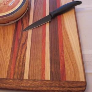 Zebrawood Cutting Board